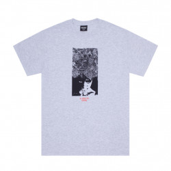 HOCKEY TEE DISRUPTIO - ASH