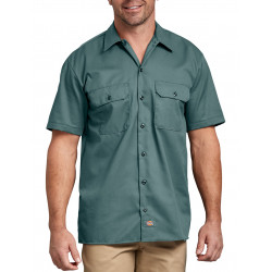 DICKIES SHIRT WORK - LINCOLN GREEN