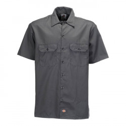 DICKIES SHIRT WORK - CHARCOAL GREY