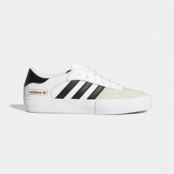 ADIDAS SHOE MATCHBREAK - WHITE BLACK