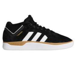 ADIDAS SHOE TYSHAWN - BLACK WHITE GUM