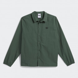 ADIDAS SHIRT COACH - GREEN OXI BLACK