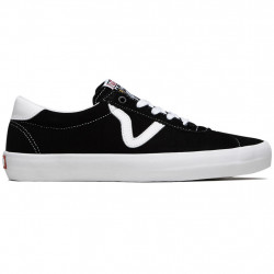 VANS SHOE EPOCH SPOR - BLACK WHITE