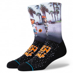 STANCE SOCKS SID AND BILLY - BLACK