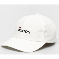 BRIXTON CAP STEM LP - WHITE