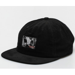 BRIXTON CAP BITE MP - BLACK