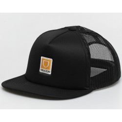 BRIXTON CAP BETA MP - BLACK