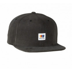 BRIXTON CAP ALTON MP - BLACK