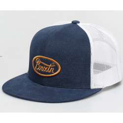 BRIXTON CAP PARSONS - JOE BLUE WHITE