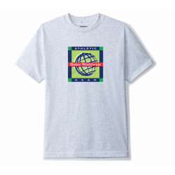 BUTTERG TEE ATHLETIC - ASH GREY