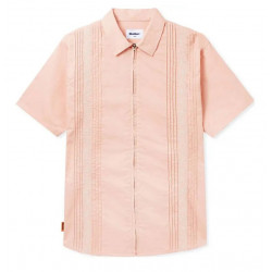 BUTTERG SHIRT FLORAL - PEACH