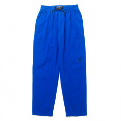 QUIET PANT PHOTOGRAP - BLUE