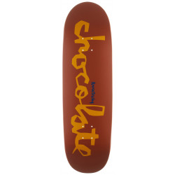 CHOCOLATE SKATE PRO - TERSHY CHUNCK COUCH