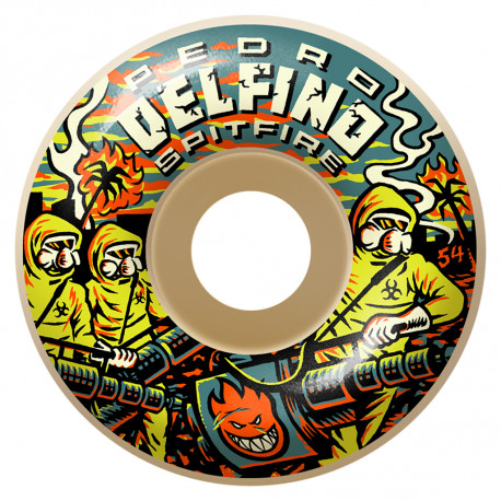 SPITFIRE WHEELS F4 - DELFINO 99