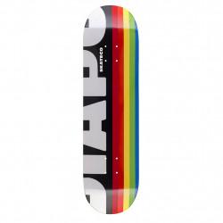 DIAPO SKATE TEAM - RAINBOW WHITE