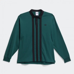 ADIDAS JERSEY RUGBY - GREEN BLACK