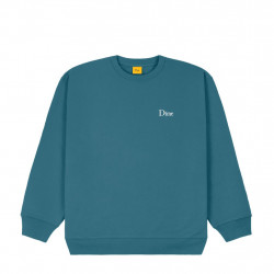 DIME CREW LITTLE LOG - REAL TEAL