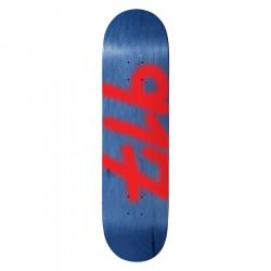 917 SKATE - SPRAY RED SLICK