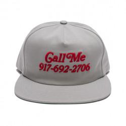 917 CAP CALL ME 917 - GREY