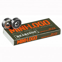 MINI LOGO BEARINGS - MINI 3