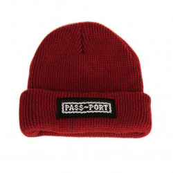 PASSPORT BEANIE BARBS - RED