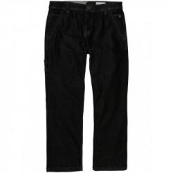 VOLCOM X GIRL PANTS - GREENFUZZ BLACK