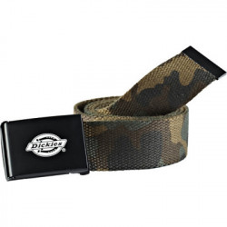 DICKIES BELT ORCUTT - CAMOUFLAGE
