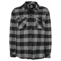 DICKIES SHIRT SACRA - GREY MELANGE