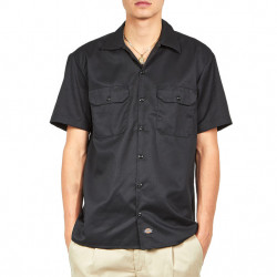 DICKIES SHIRT WORK - BLACK