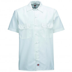 DICKIES SHIRT WORK - WHITE