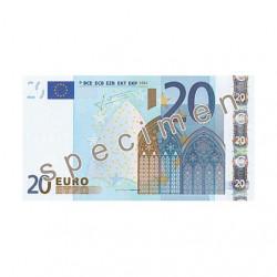 BON ACHAT 20 EURO