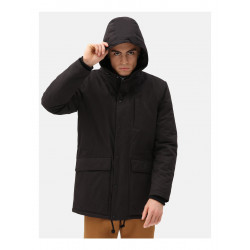 DICKIES JACKET OLLA - BLACK