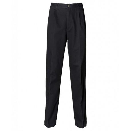 ABS PANT CHINO REGUL - BLACK