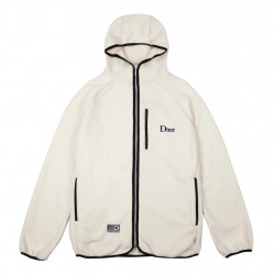 DIME JACKET POLAR FL - CREAM