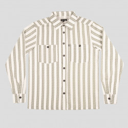 PASSPORT SHIRT BARBS - NATURAL